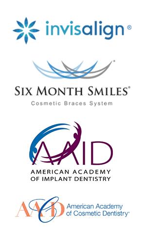 Cosmetic Dentistry logos