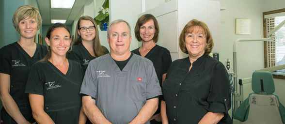 Lockhart Dentistry Indianapolis dental staff